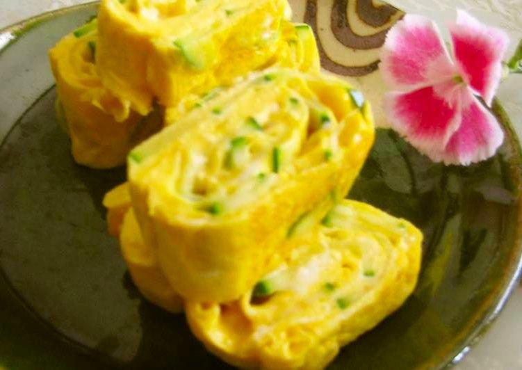 omelette alle zucchine ingredienti e preparazione
