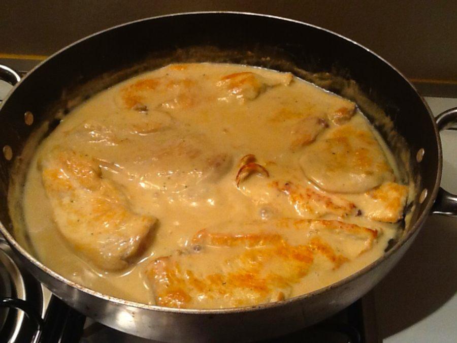 petto di pollo al latte ingredienti e preparazione