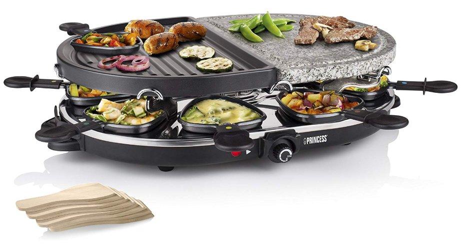 recensione migliori raclette grill