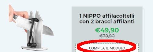 Quanto costa e dove acquistare Nippo