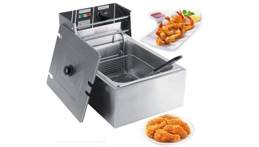 Recensione miglior friggitrice elettrica professionale