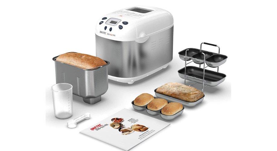 recensione migliori macchine per il pane