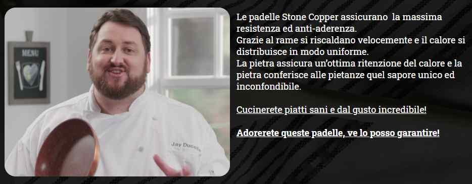 Opinioni e recensioni su Stone Copper