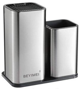 Beyimei ceppo portacoltelli in acciaio inossidabile