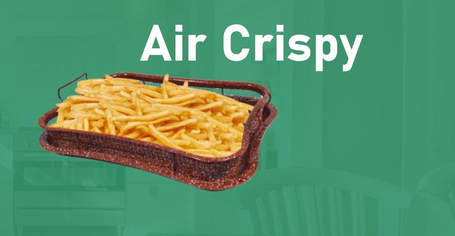air crispy recensione