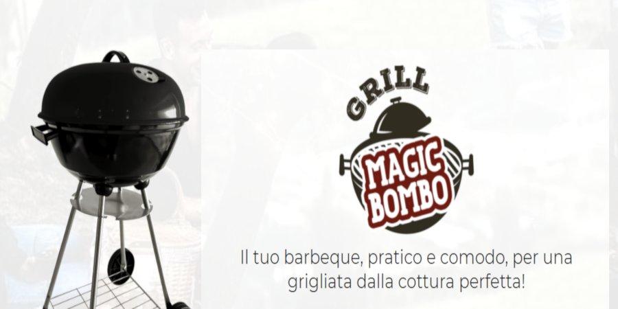 Grill Magic Bombo recensione